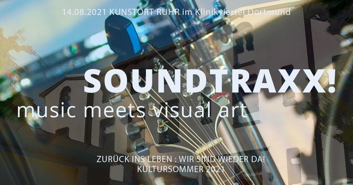 Soundtraxx! Kultursommer 2021